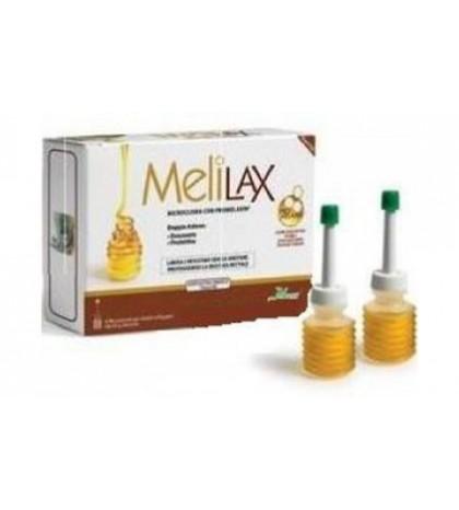 Aboca Melilax 6 Microenemas con Promelaxin