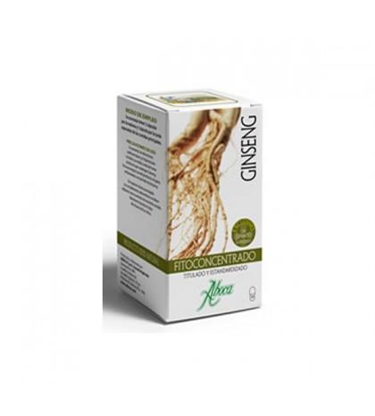 Aboca Ginseng fitoconcentrado 50 cápsulas