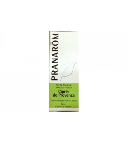 Pranarom Aceite Esencial Cipres Provenza 10ml