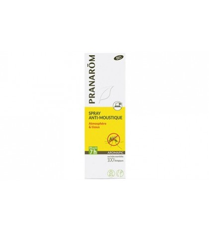 Pranarom Aromapic Spray Anti Mosquitos BIO 100ml