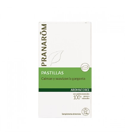 Pranarom Aromaforce 21 pastillas