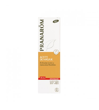 Pranarom Aromalgic Aceite Masaje BIO 100ml