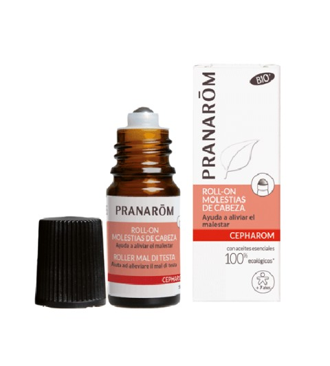 Pranarom Cepharom BIO roll on 10ml