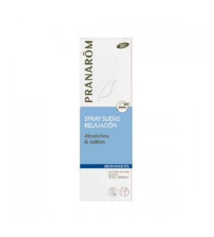 Pranarom Organic Aromanoctis Spray Sueño BIO 100ml