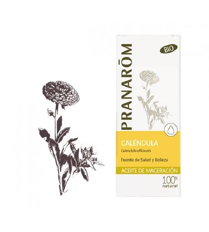 Pranarom Aceite Vegetal Caléndula BIO 50ml
