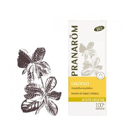 Pranarom Aceite vegetal Calófilo Bio 50ml