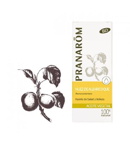 Pranarom Aceite vegetal nuez albaricoque BIO 50ml