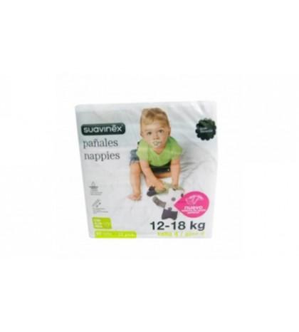 Suavinex Pañal Infantil 12-18 Kg 24ud