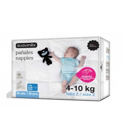Suavinex Pañal Infantil 4-10kg 30ud