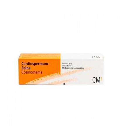 Heel Cardiospermum-Salbe Cosmochema pomada 50g