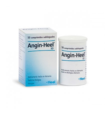 Heel Angin-Heel SD 50 comprimidos