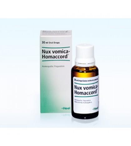 Heel Nux Vomica Homaccord gotas 30ml