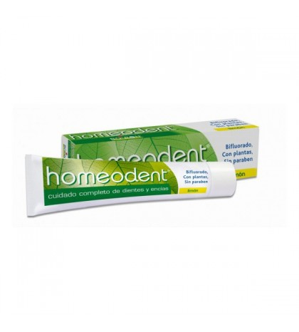 Boiron Homeodent dentrificio limón 75ml