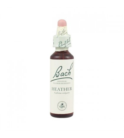 Flores de Bach Heather 20ml