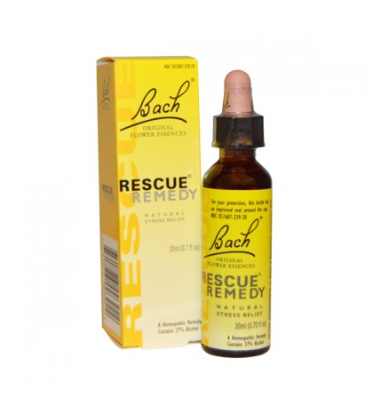 Rescue Remedy Flores de Bach 20ml