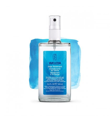 Weleda desodorante spray Salvia 100ml