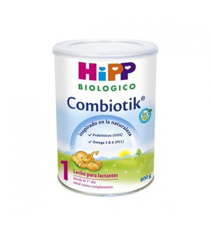 Hipp Combiotik 1 leche biológica inicio 800g