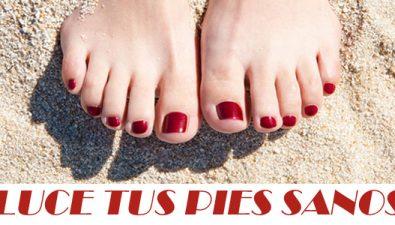 Vuelven las sandalias… ¿están tus pies preparados? Te ayudamos a conseguir unos pies 10