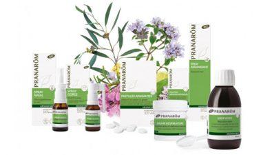 Reforzar el sistema inmunitario y plantar cara al invierno con aceites esenciales