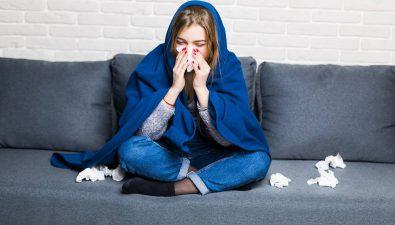 Reforzar el sistema inmunitario y aumentar las defensas. Hay que plantar cara a las infecciones
