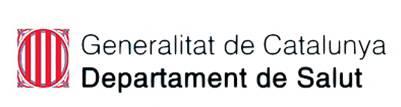 DEPARTAMENT DE SALUT GENERALITAT CATALUNYA